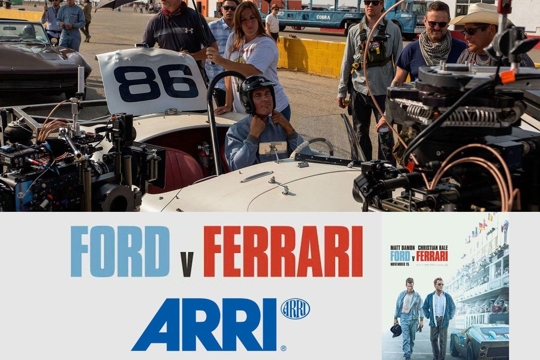 Diretor De Fotografia Phedon Papamichael Usa Alexa Lf Em Ford V Ferrari Panorama Audiovisual Brasil